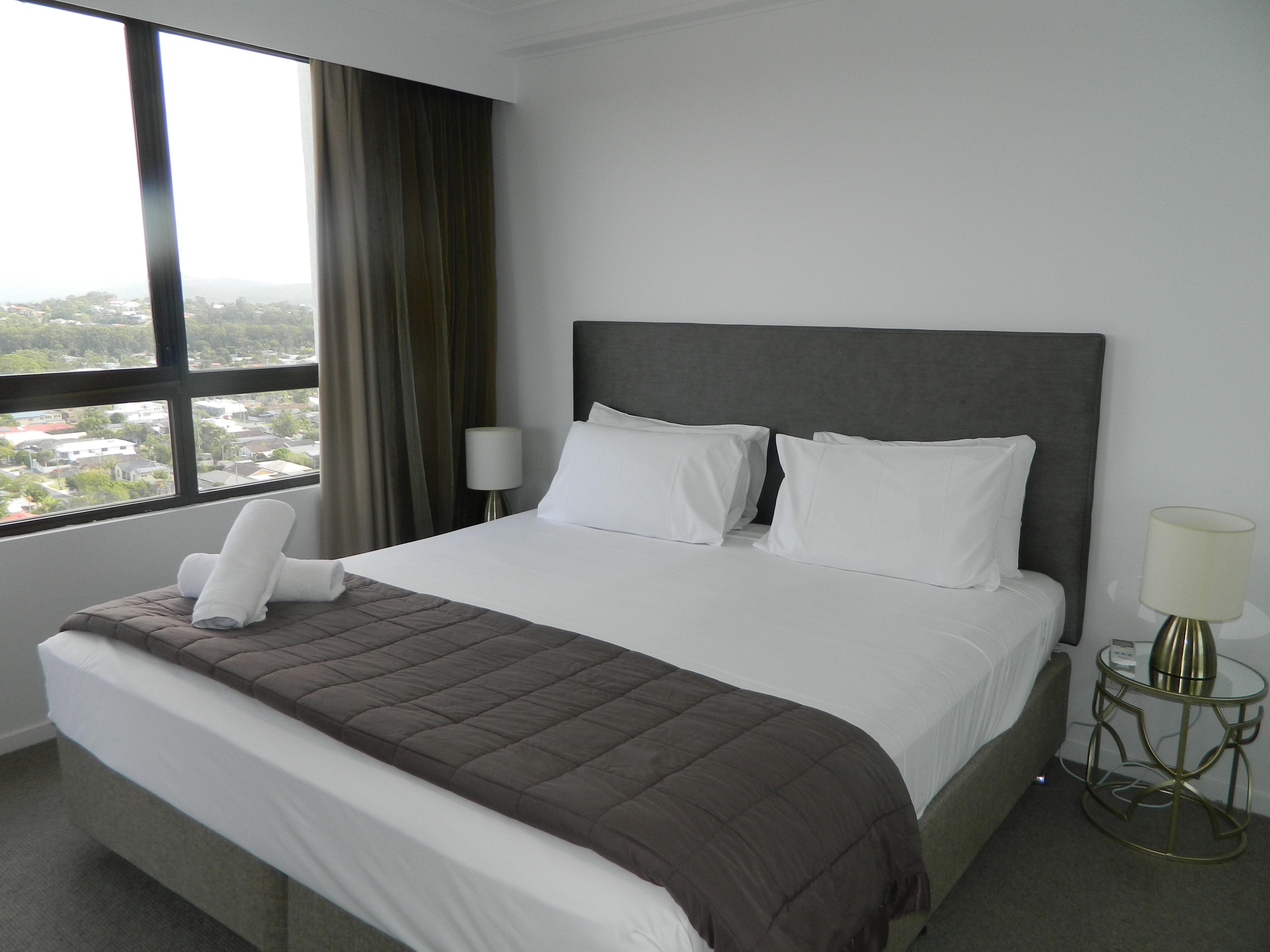 Royal Palm Resort Accommodation Bedroom
