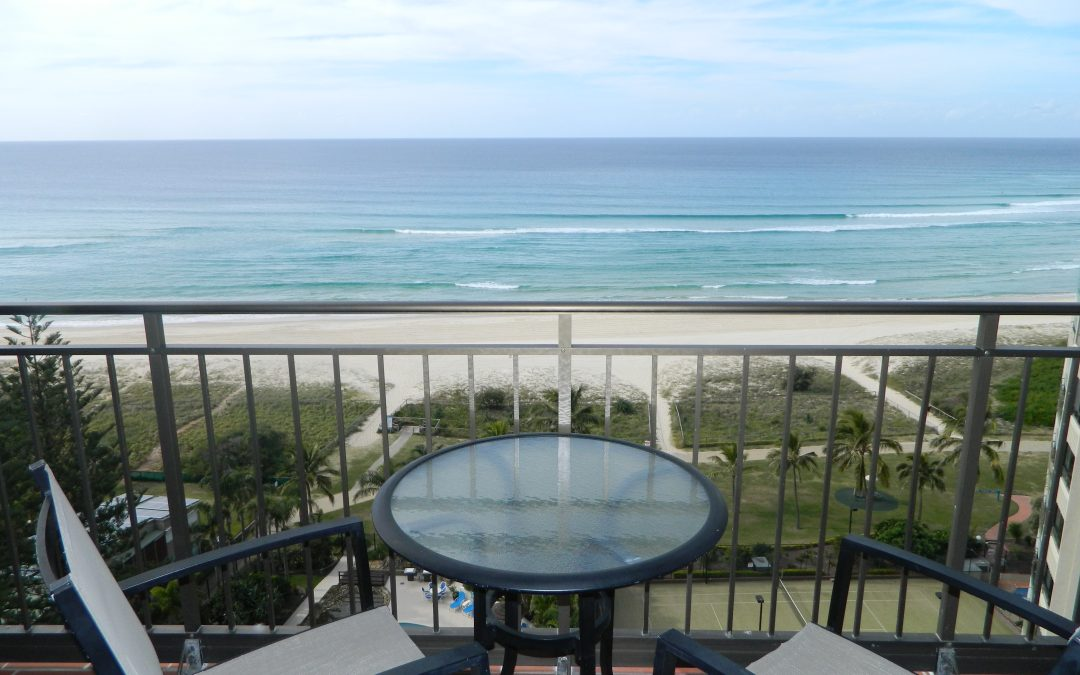 Royal Palm Resort Beachfront Balcony