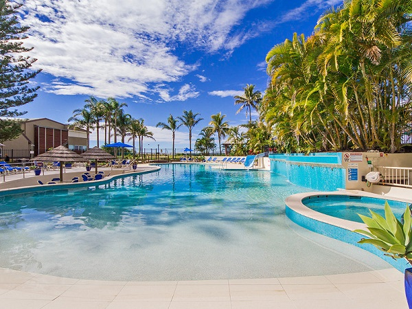 Royal Palm Resort Pool