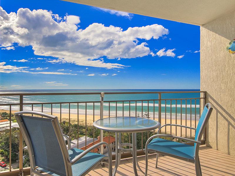 Royal Palm Resort Palm Beach Accommodation Balcony