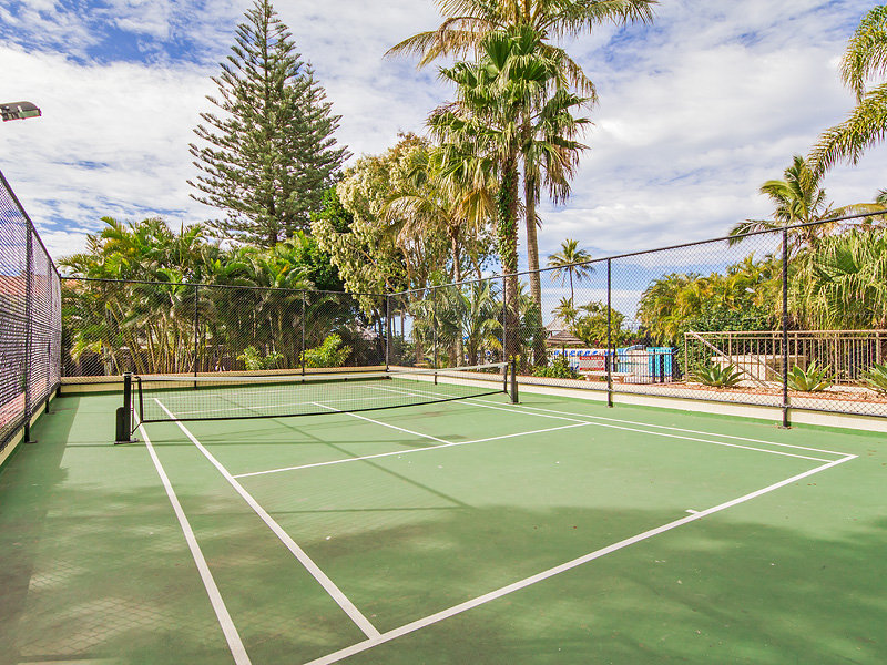 Royal Palm Resort Facilities Tennis Court