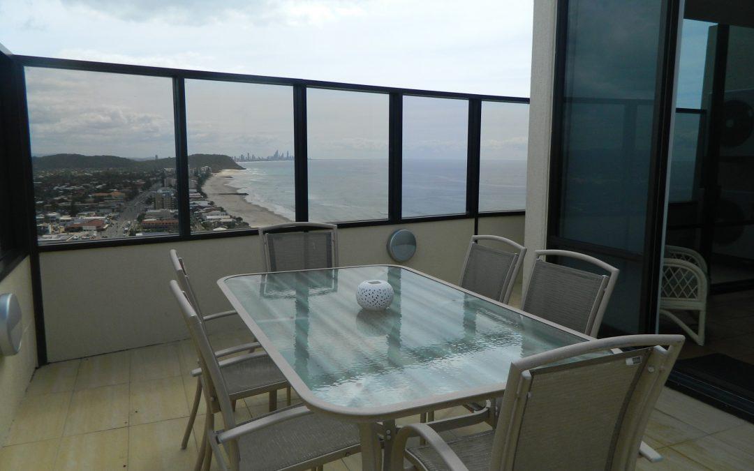 Royal Palm Resort Accommodation Balcony Dining