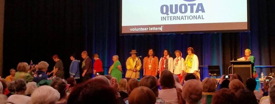 Quota International Inc
