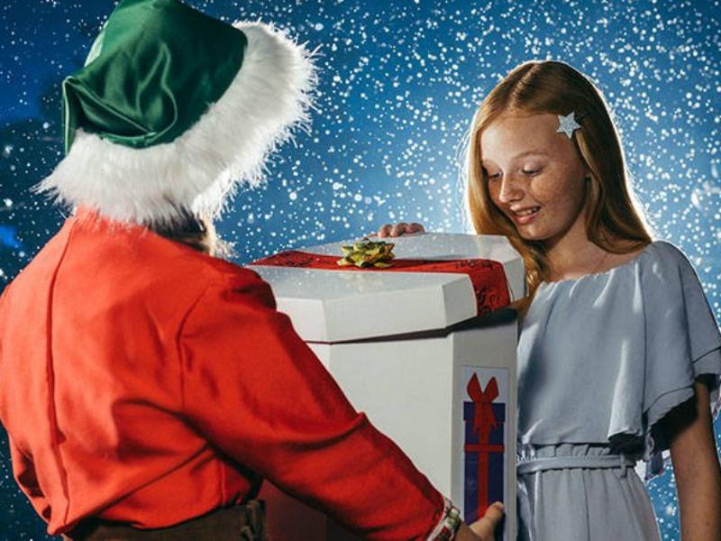 It's Back! White Christmas 2020 at Warner Bros Movie World